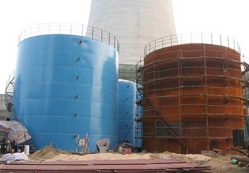 聚脲喷涂设备针对埋地油罐的防腐施工案例